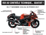 Check-up hivernal gratuit de votre Suzuki.