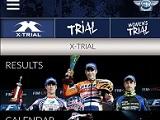 Une nouvelle application mobile pour les Championnats Trial et  X-Trial.