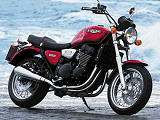 Il y a 20 ans... La Triumph 900 Legend TT.