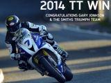 Une victoire de Triumph au Tourist Trophy.