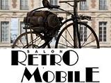 150 ans de motos françaises au salon Rétromobile 2017.