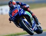 MotoGP / Le Mans - Viñales en pole. Zarco en première ligne !