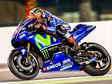 MotoGP / Qatar FP1 - Viñales déjà devant. Baz sixième.