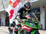 WSBK / Jerez - Jonathan Rea est champion du monde.