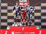 WSBK / Thaïlande - Davies troisième vainqueur de ce début de saison.