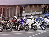 Yamaha sera présent au salon de l'auto de Paris.