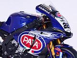 WSBK - Yamaha dévoile son équipe et la R1 Superbike.