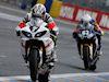 24 Heures du Mans - Premiers tours de piste.