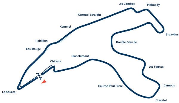 Les 24H moto de retour à Spa-Francorchamps en 2022 Circuit-spa-francorchamps
