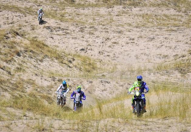 Sainz et Walkner remportent l'édition 2018 — Dakar