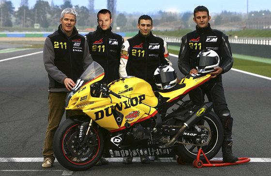 le team motors events pr t pour les 24 heures moto du mans 2011 actualit moto. Black Bedroom Furniture Sets. Home Design Ideas