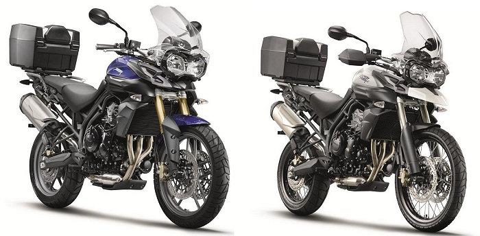 promos chez triumph pour les tiger et speed triple actualit moto. Black Bedroom Furniture Sets. Home Design Ideas
