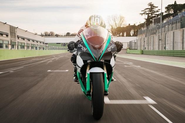 Le MotoGP lancera son championnat électrique en 2019
