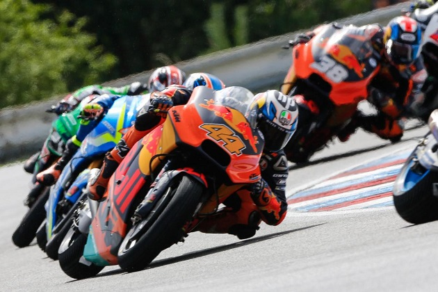 Dovizioso tient son rang — MotoGP Spielberg