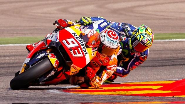 MotoGP : Marc Marquez (Honda) décroche le titre mondial