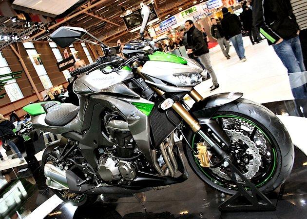 le salon de la moto de paris ouvrira ses portes du 1er au 6 d cembre actualit moto. Black Bedroom Furniture Sets. Home Design Ideas