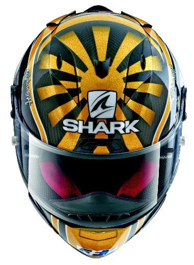 shark race r pro zarco replica offrez vous un casque champion du monde actualit moto. Black Bedroom Furniture Sets. Home Design Ideas