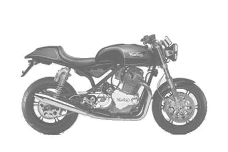Norton 961 Commando Café Racer
