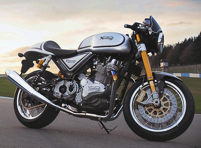 norton 961 commando caf racer 2013 fiche moto motoplanete. Black Bedroom Furniture Sets. Home Design Ideas