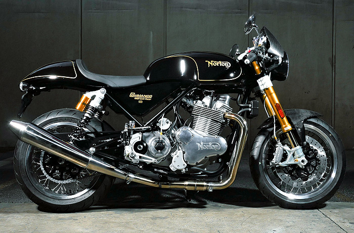 Prix Norton Commando  Cafe Racer