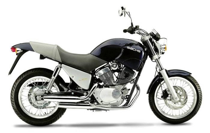 sachs 125 roadster v2 2005 fiche moto motoplanete. Black Bedroom Furniture Sets. Home Design Ideas