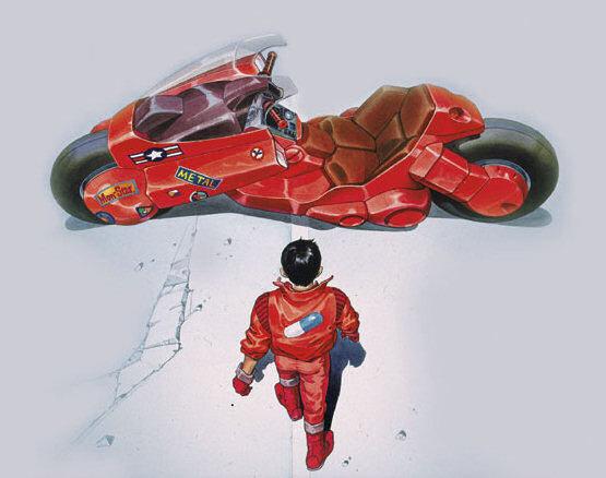 Spécial AKIRA - moto de Kaneda 2019 - 12