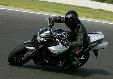 Suzuki B-KING 1300