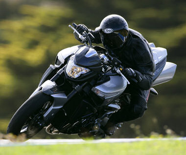moto Suzuki B-KING 1300 2010