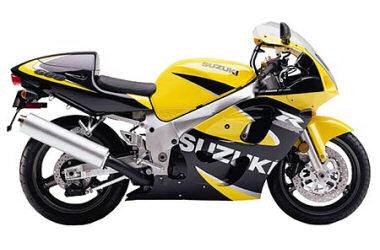 600 GSX-R 2000