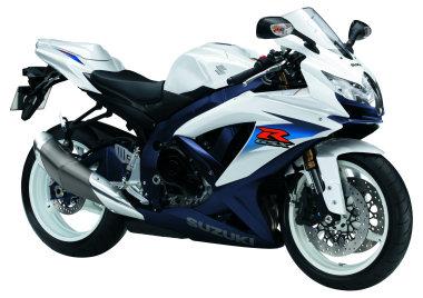 600 GSX-R 2010