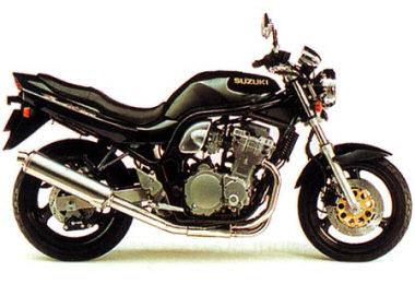 suzuki gsf 600 bandit n 1996 fiche moto motoplanete. Black Bedroom Furniture Sets. Home Design Ideas