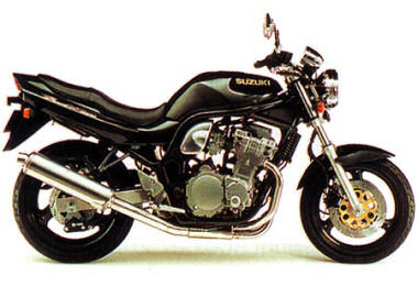 suzuki gsf 600 bandit n 1998 fiche moto motoplanete. Black Bedroom Furniture Sets. Home Design Ideas