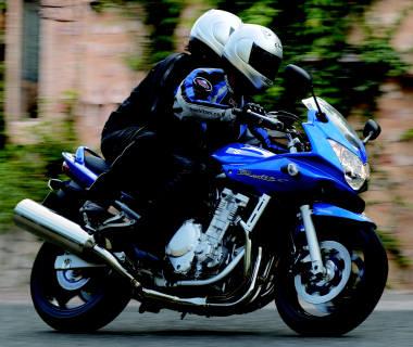 Suzuki GSF 650 Bandit N et S