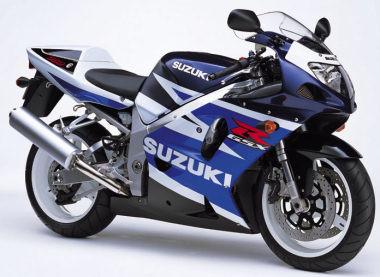 750 GSX-R 2003