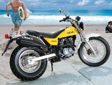 Suzuki 125 VAN VAN