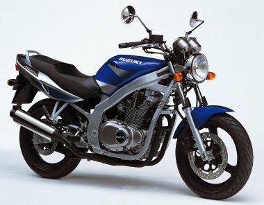 Suzuki 500 GS