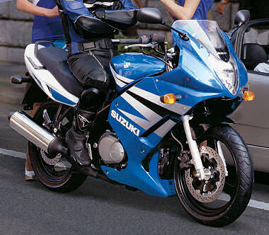 Suzuki 500 GSF