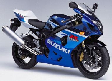 600 GSX-R 2005
