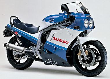750 GSX-R 1987