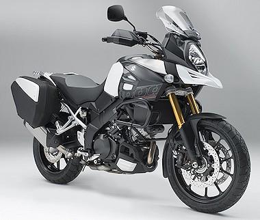 Suzuki 1000 V-STROM Winter Edition 2014