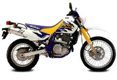 DR 650 SE 1998