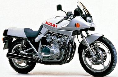 GSX 1100 S KATANA 1981