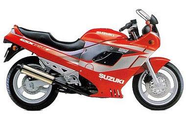 Suzuki GSX 750 F