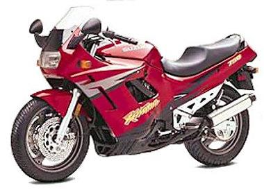 GSX 750 F 1997