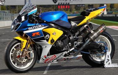 Suzuki GSX-R 1000 endurance SERT