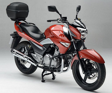 Suzuki GW 250 INAZUMA Urban