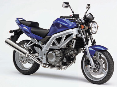 Suzuki SV 650 N