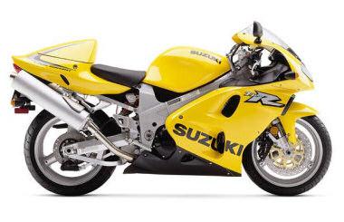 Suzuki TLR 1000