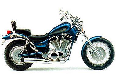 suzuki vs 1400 intruder 1992 fiche moto motoplanete. Black Bedroom Furniture Sets. Home Design Ideas