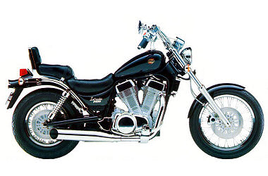 suzuki vs 1400 intruder 1997 fiche moto motoplanete. Black Bedroom Furniture Sets. Home Design Ideas